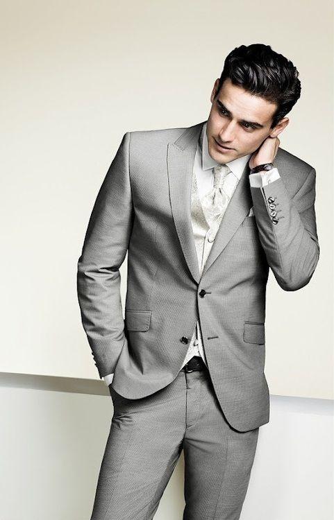 Nice summer three piece #tux #tuxedo #menswear #formal | Him ...
