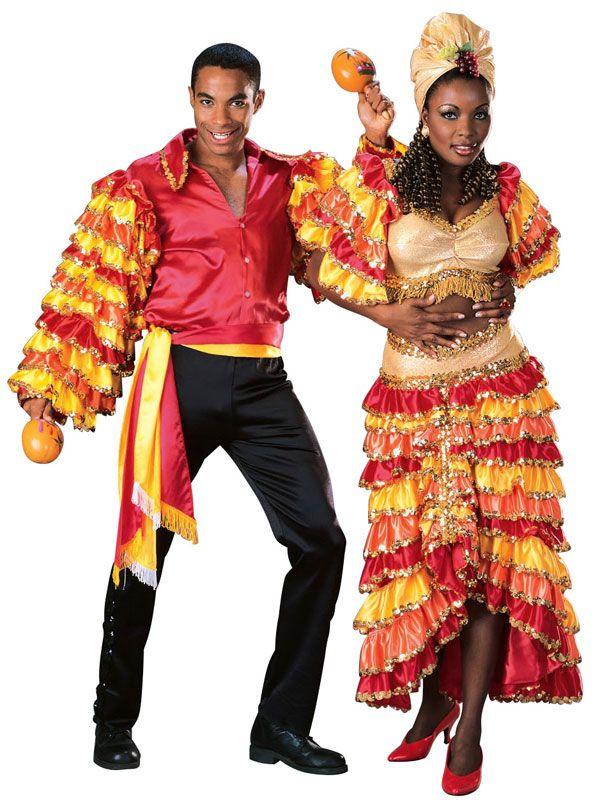 ec2ec8c1c810 Cuban Traditional Costume | Adult Super Deluxe Rumba Man Costume ...