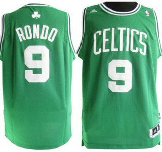 Boston Celtics Jersey 5 Kevin Garnett Revolution 30 Swingman Green Jerseys ea15db273