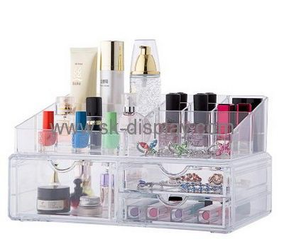 Custom Clear Acrylic Storage Drawers Cosmetic Storage Containers Drawer Organizer For M Makeup Storage Containers Acrylic Organizer Makeup Big Makeup Organizer
