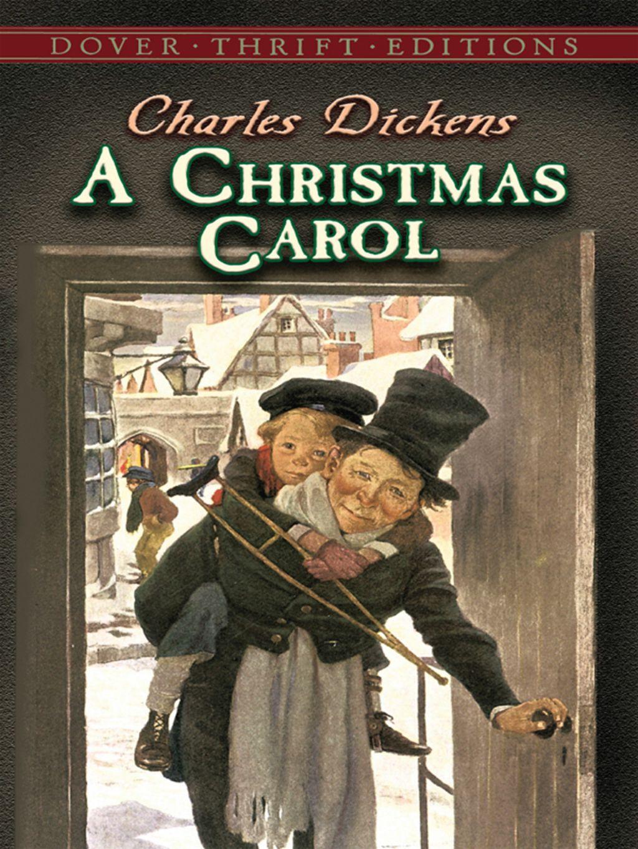 A Christmas Carol (eBook) in 2019 Christmas carol book
