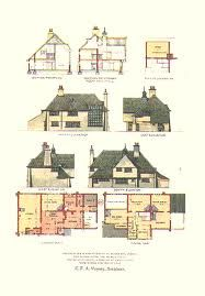 Voysey Houses Google Search Art And Architecture Architecture Drawing Vintage House Plans