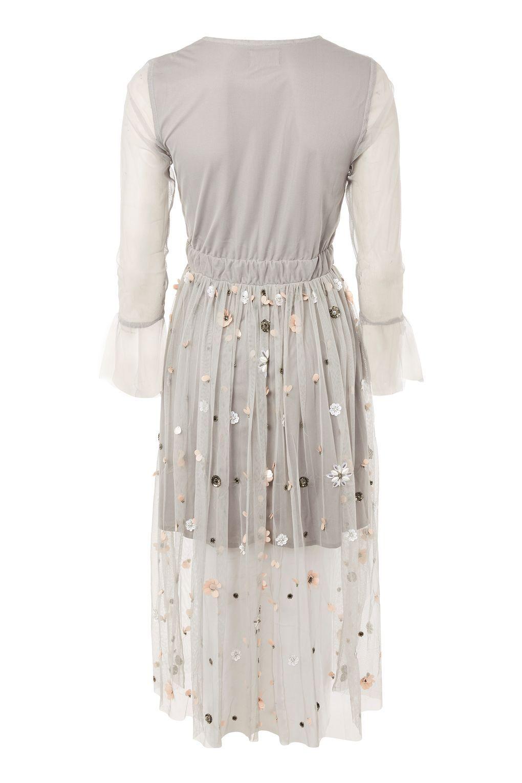 Babylon embellished wrap dress by lace u beads dress pinterest