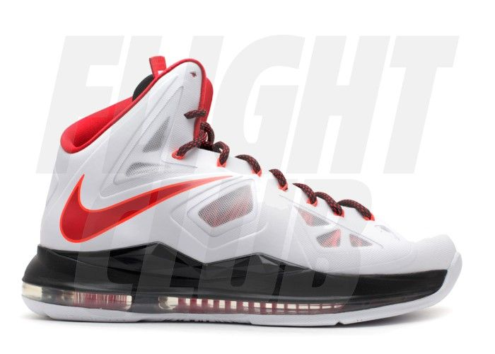 sports shoes 10418 66af0 lebron 10 · heat home Jordans Sneakers, Air Max Sneakers, Air Jordans,  Flight