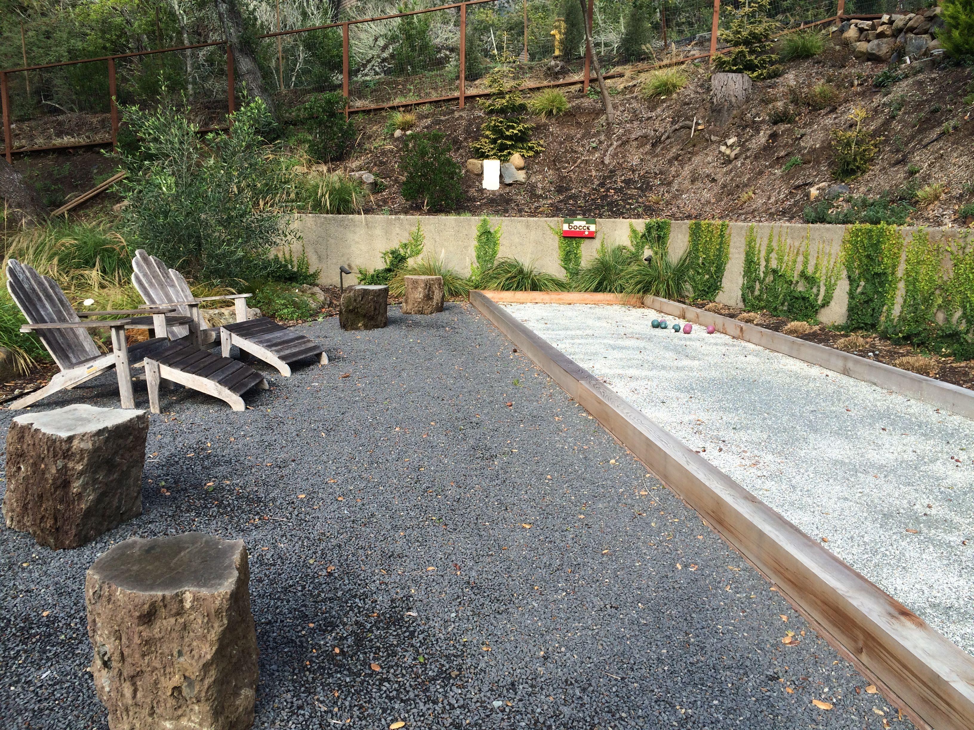 Black Basalt Gravel For Hot Tub Level Option Instead Of Pea