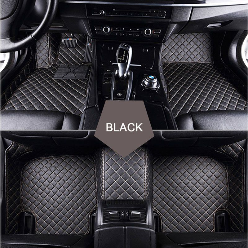 Custom Fit Car Floor Mats For Ford Edge Escape Kuga Fusion Mondeo