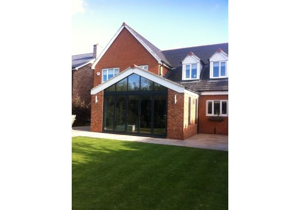 Gable Frame North Tyneside House Styles Gallery Frame Pitched Roof