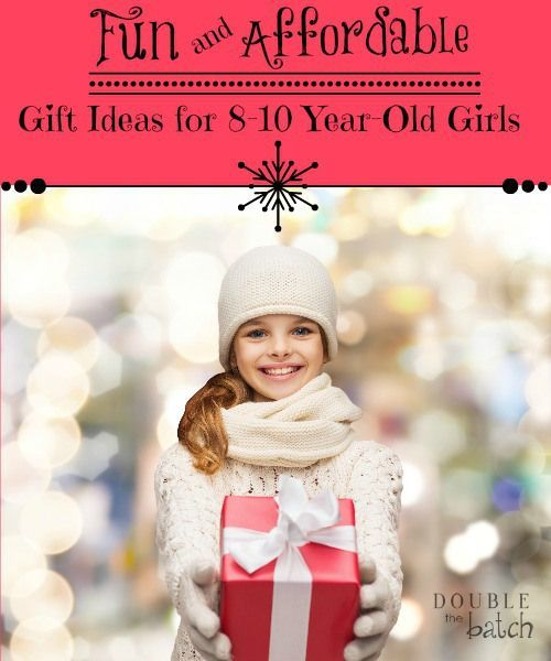 12 Days Of Christmas Gifts For Girlfriend: Fun And Affordable Gift Ideas For 8-10 Years Old Girl