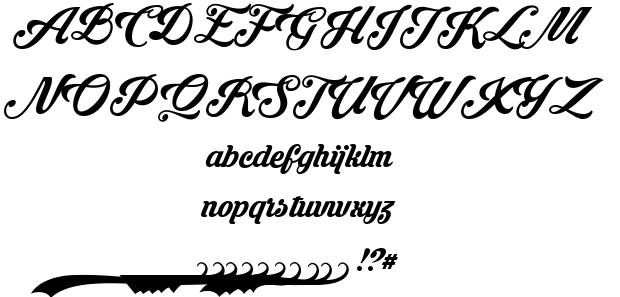 Looking for Krinkes font? Download it free at FontRiver