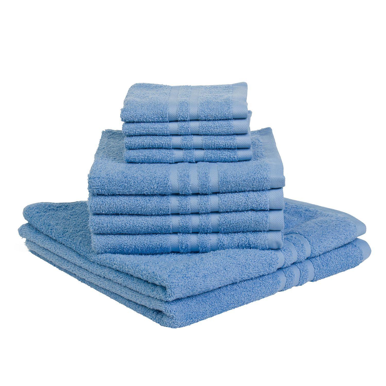 Handtuchset Sylt 10 Teilig Handtücher Handtücher Set