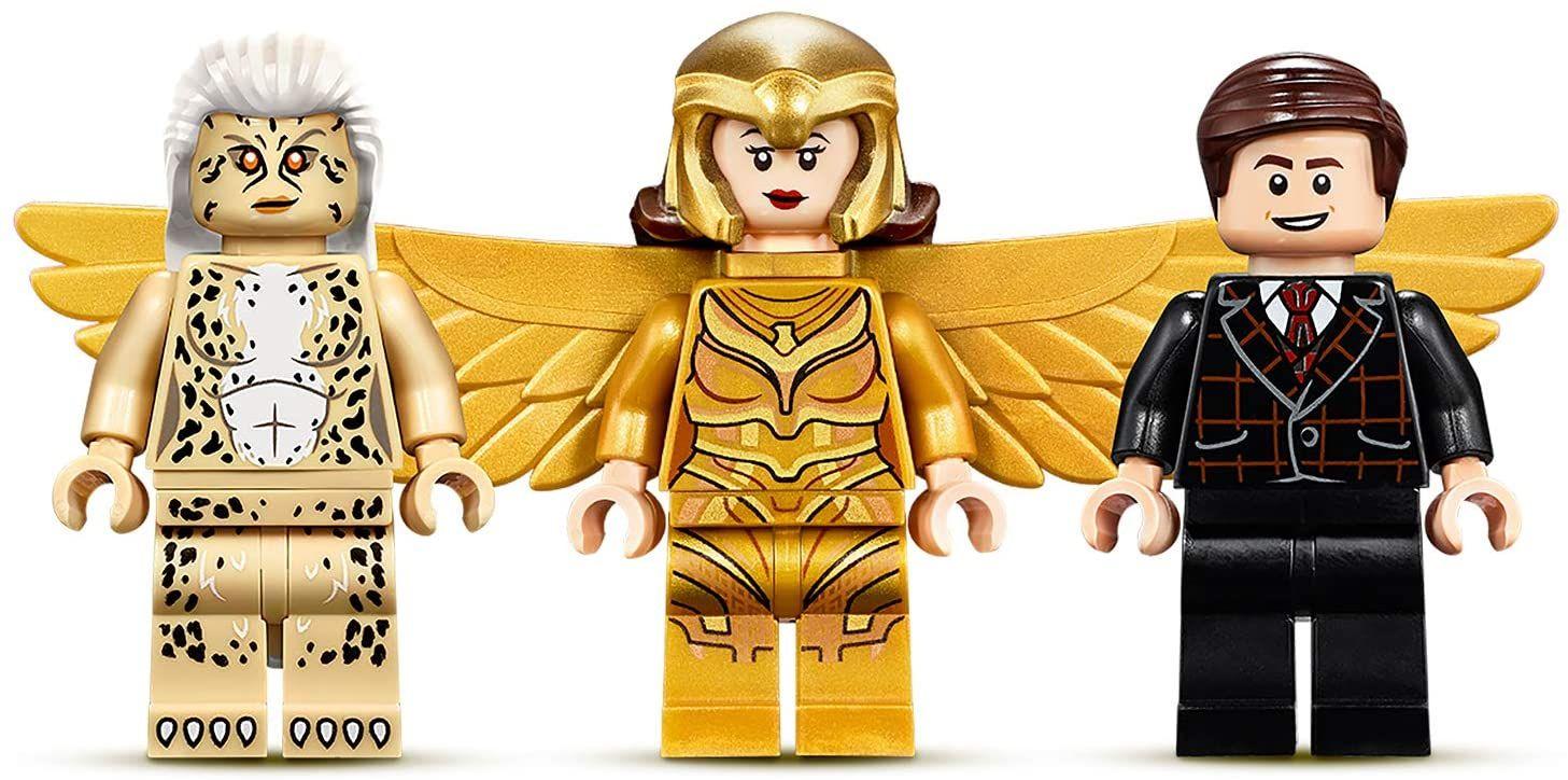Lego Dc Comics 76157 Wonder Woman Vs Cheetah 3 The Brothers Brick In 2020 Lego Wonder Woman Wonder Woman Vs Cheetah Lego Dc