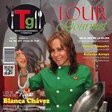 Revista: Tour Gourmet, Revista Gastronómica y Turistica / Año II No. 21 (Feb. - Mar. 2015) / Ubicación: FCCTP – Gastronomía – Tercer piso