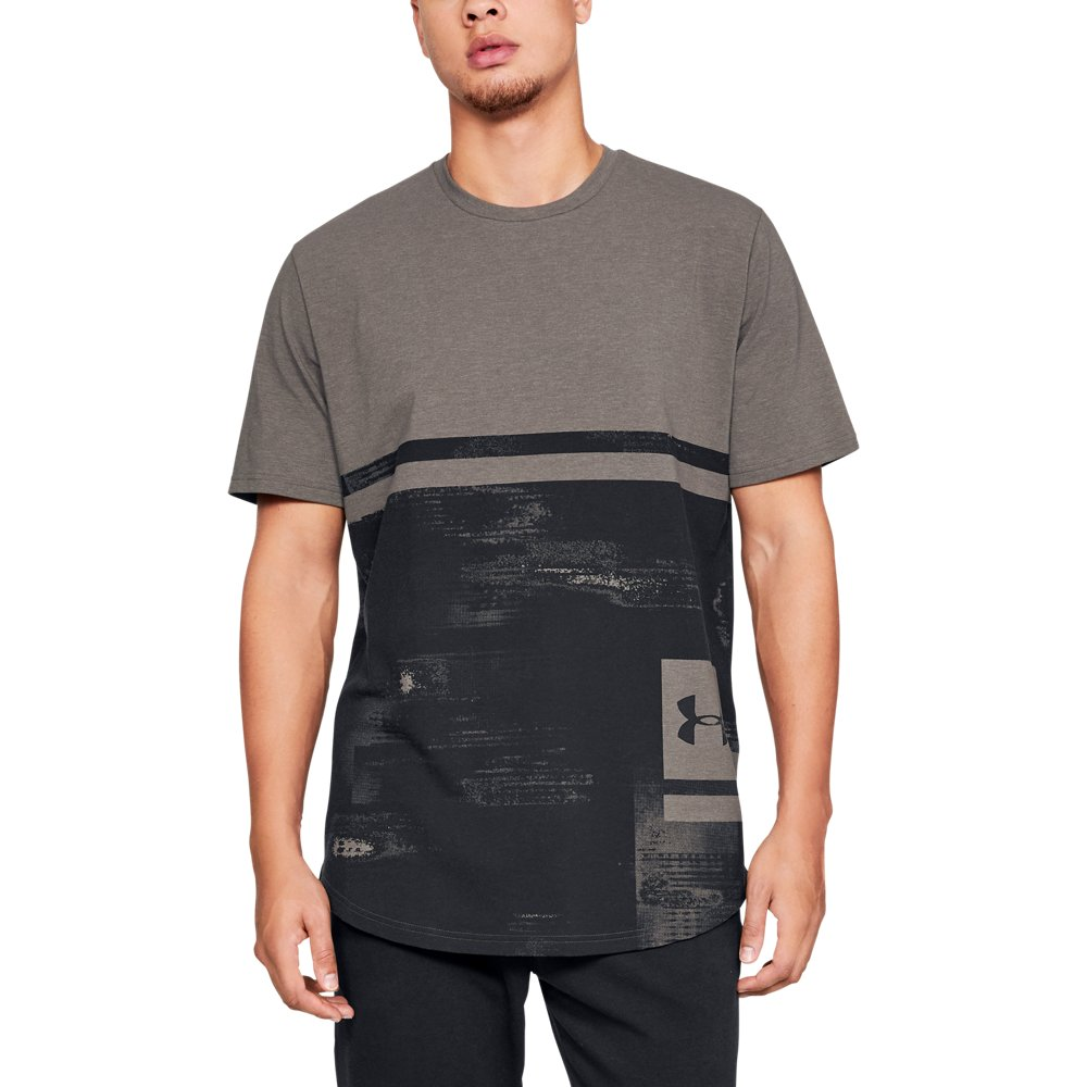 Under Armour Men/'s Sportstyle Printed Short Sleeve T-Shirt