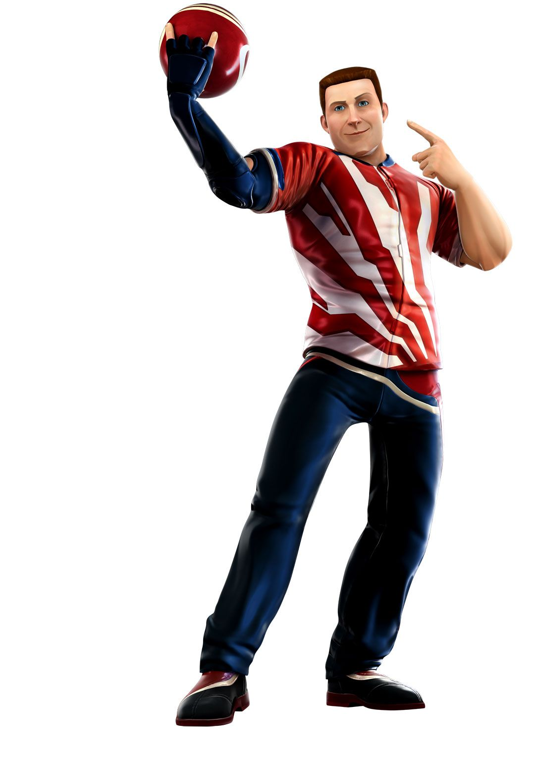 A male KSR Bowling Champion Champion, Sports, Bowling