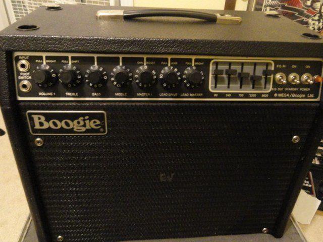 Mesa Boogie Mark Ii B