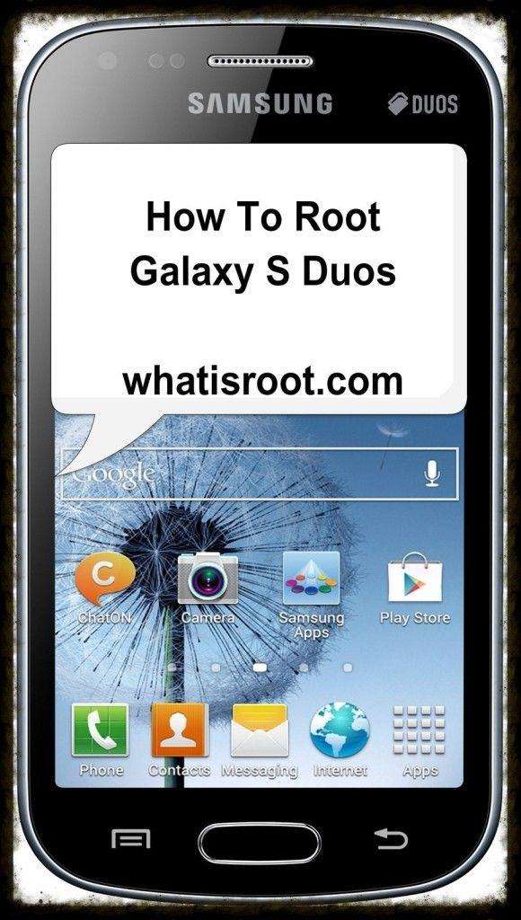 How To Root Samsung Galaxy S Duos ? Find Easiest Way