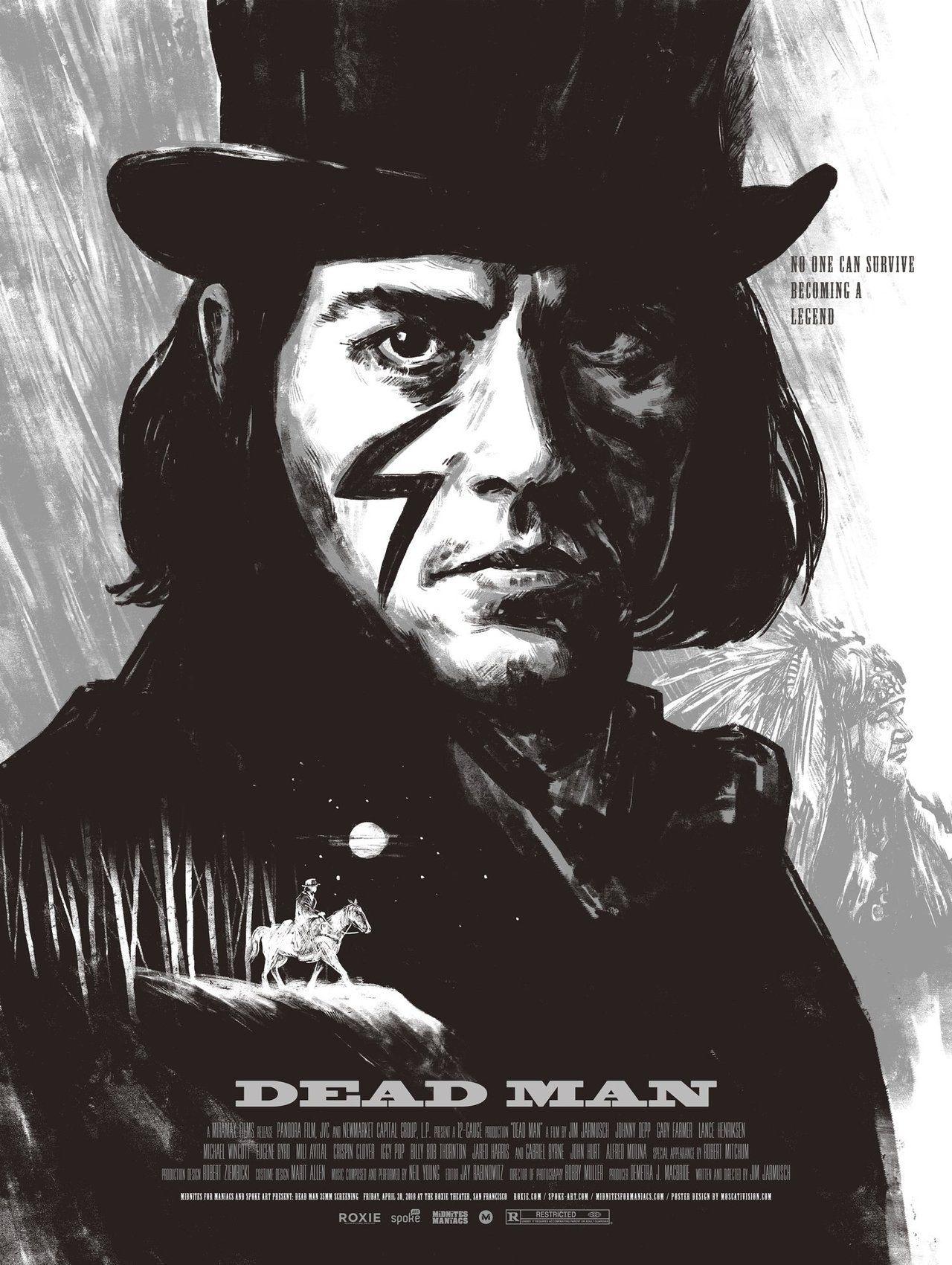 Dead Man 1995 1280 X 1701 Films Complets Cinema Cine