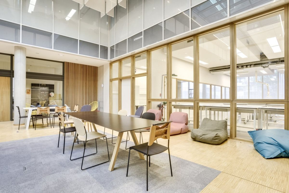 Center for Research Interdisciplinarity (CRI) Office by