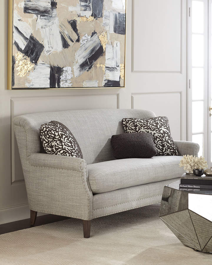 Kitty Settee in 2018 Products Pinterest Settee, Upholstered