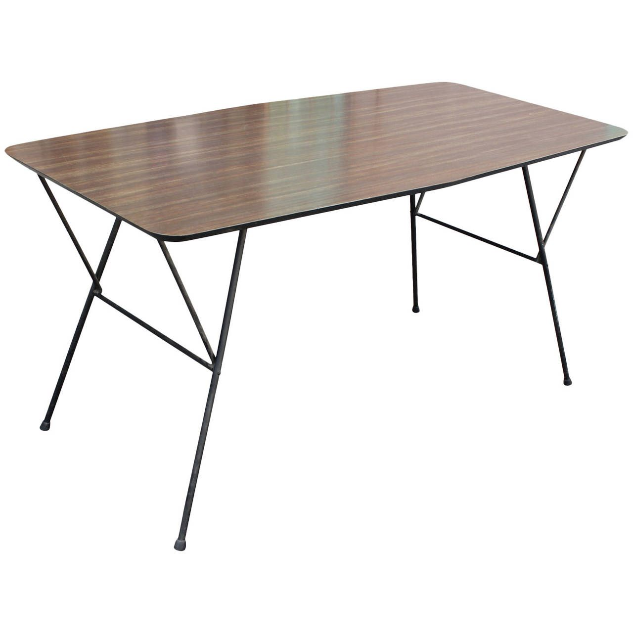 Mid Century Modern Versi Table By Tepper Meyer For Fred Meyer