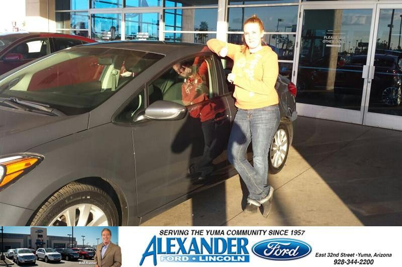 Congratulations To Laura Cavens On Your Kia Forte Purchase From