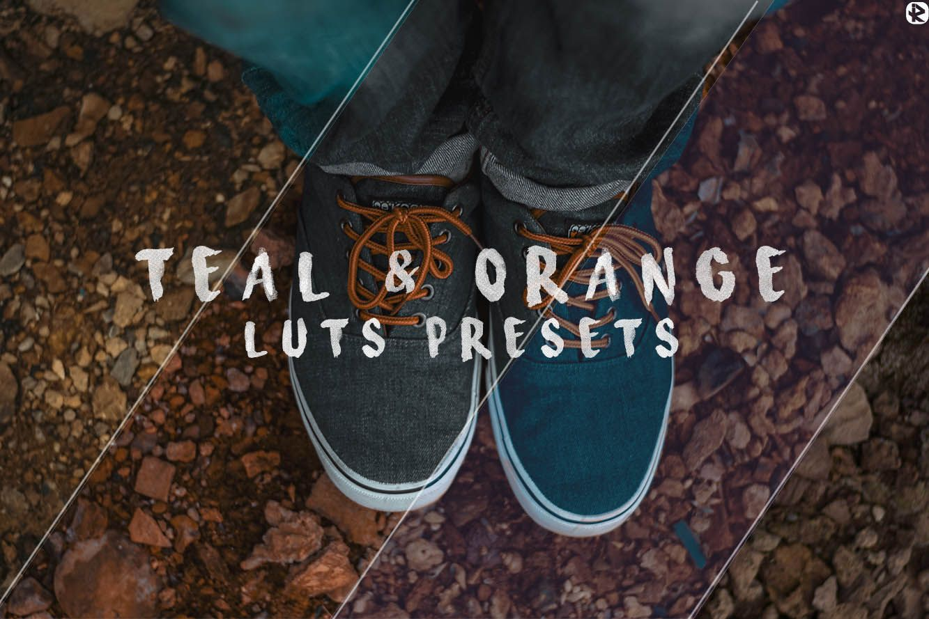 Teal And Orange - All In One Pack - Cinematic Luts And Presets For