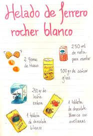 Recetas De Cocina Dibujos Buscar Con Google Receta Ilustrada Recetas Ingredientes De La Torta