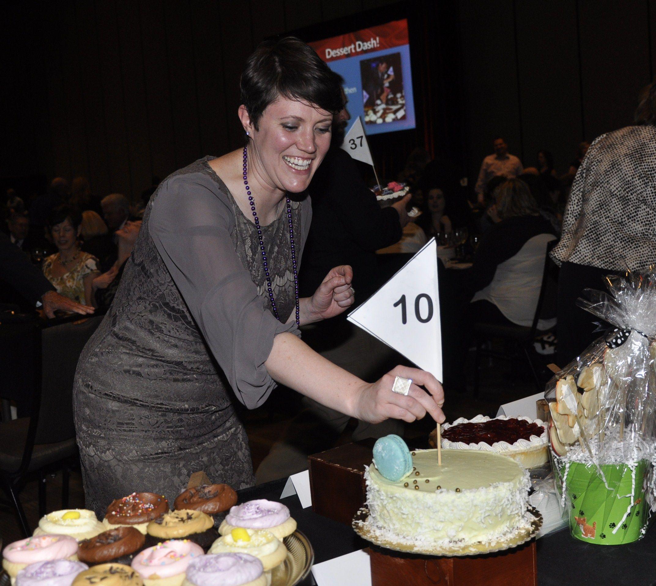 Dessert Dash Fun Fundraising Events Sunday School Volunteers Volunteer Gifts