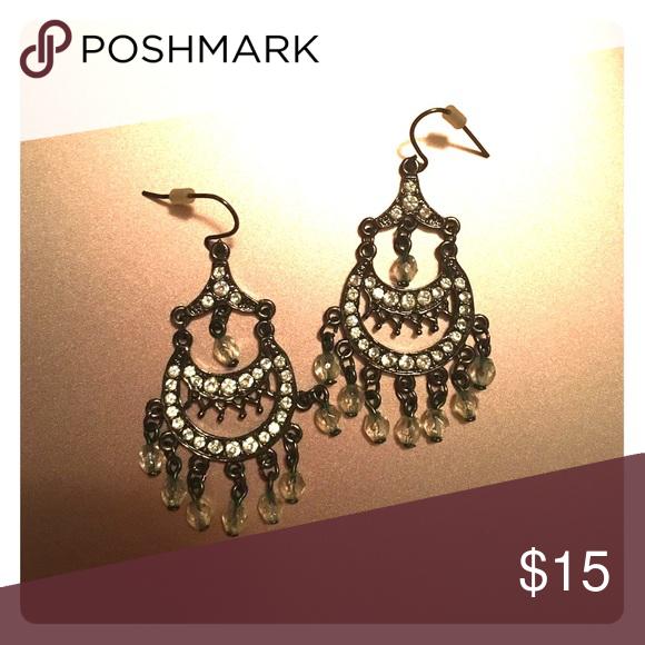 Chandelier Costume Jewelry   Costume jewelry, Chandelier earrings ...