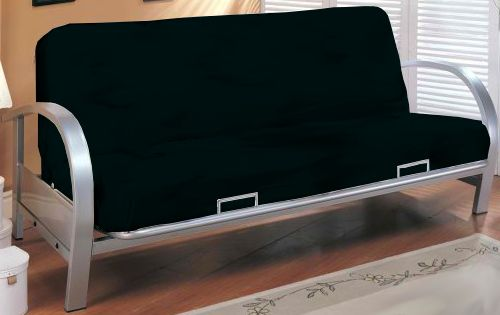 Twin Size Metal And Wood Bed Cheap