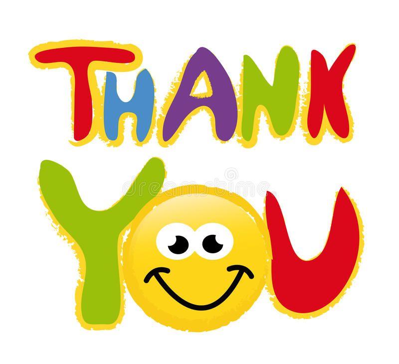 Smily danke Thank you