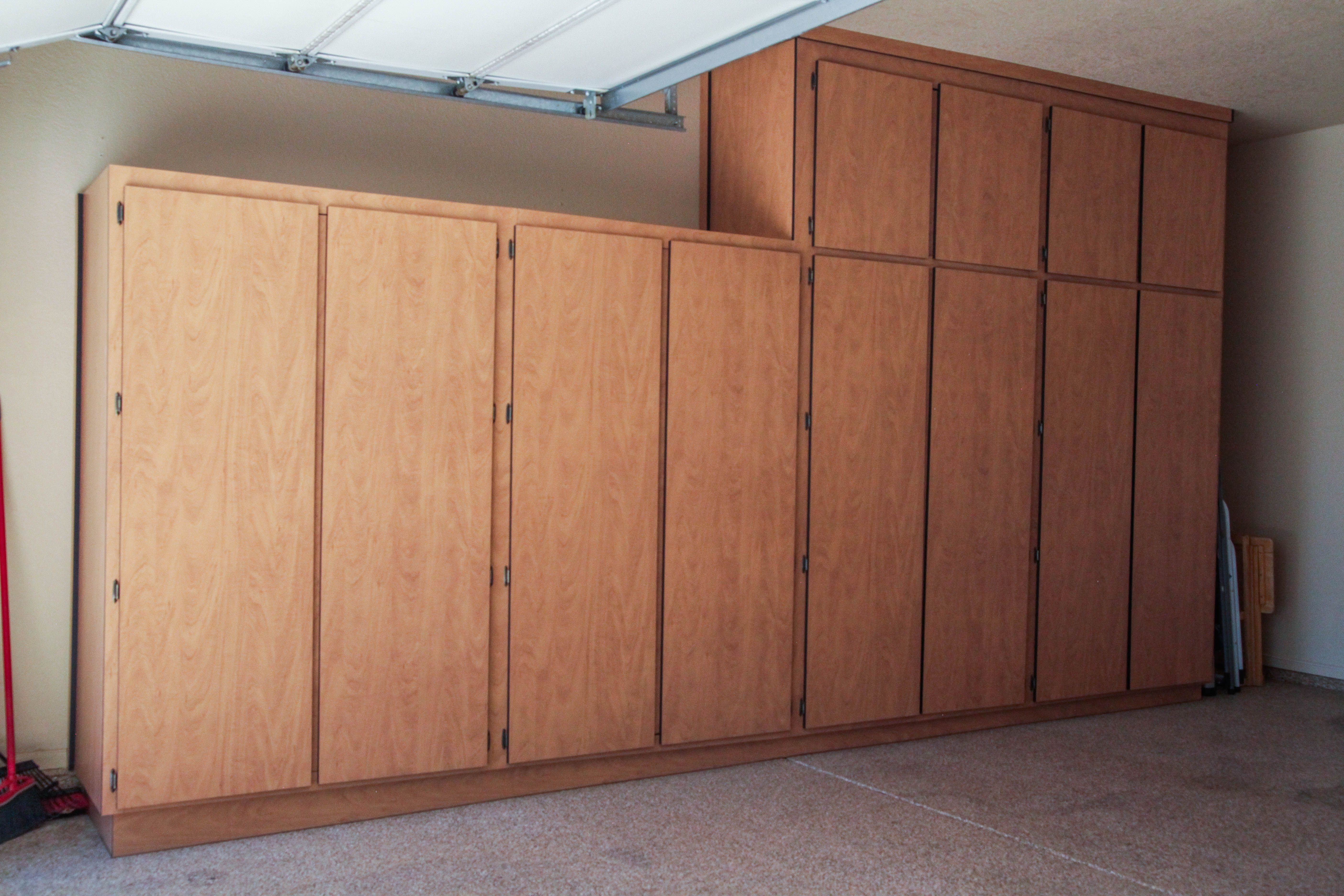 lowest garage systems of large designs cabinet for price organization and cabinets custom size storage floors full