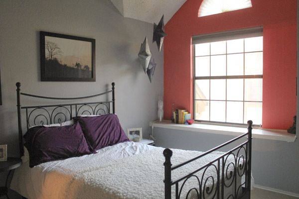 Master Bedroom Accent Wall Ideas Paint