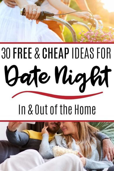 Cheap Date Night Ideas – At Home and Out of the House
