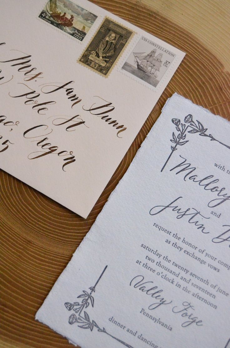 Vintage Postage How To Source Use And Mail Your Wedding