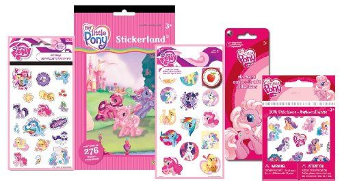 My Little Pony Sticker Collection ~ 500+ Stickers MLP http://www.amazon.com/dp/B00J68R3QG/ref=cm_sw_r_pi_dp_RR8wvb0CK0X3D