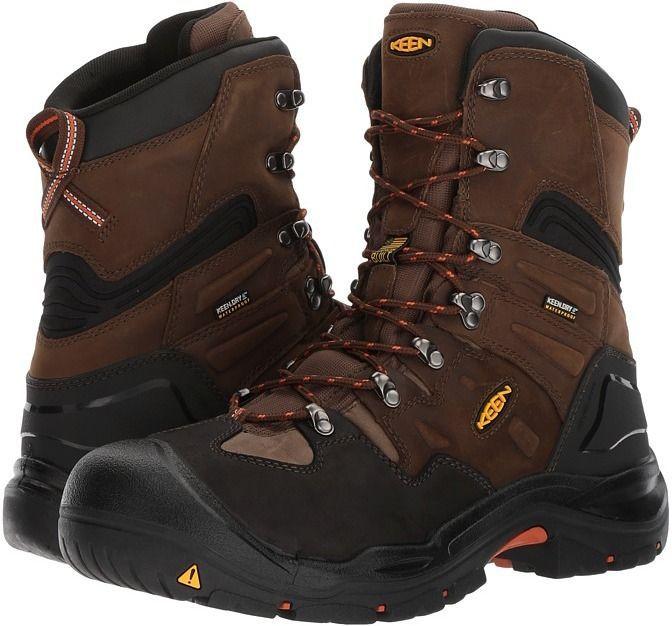 d58cb5d1bd4 Keen Coburg 8 Waterproof | Products | Waterproof steel toe boots ...