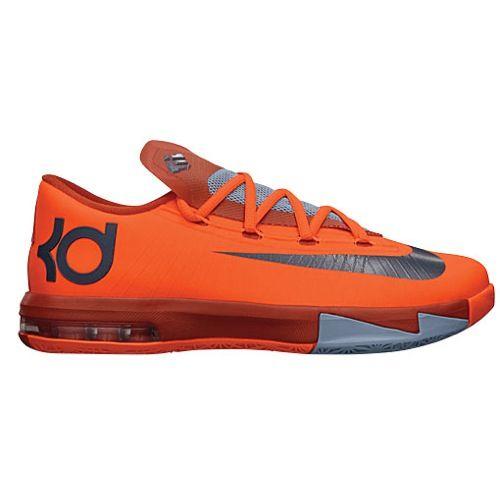 Foot Locker | Nike kd vi, Orange shoes