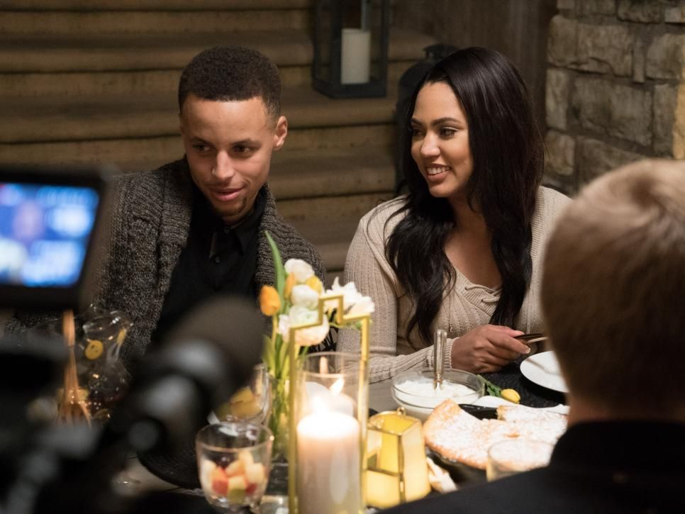 Behind The Scenes Of Ayesha S Home Kitchen Ayesha Curry Cooking
