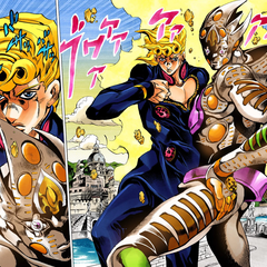 Gold Experience Requiem Jojo S Bizarre Adventure Stands Jojo Bizarre Jojo Anime This means the arrow doesn't have set places to create a requiem stand in, but rather, that if it is in a place with potential to raise one, will use itself and fate to wait for the precise this is my personal opinion on requiem stands and the arrow and the one that i feel fits the themes of part 5 the most. pinterest
