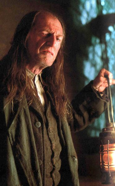 Argus Filch From Harry Potter Harry Potter Characters Harry Potter Movies Wanted Movie