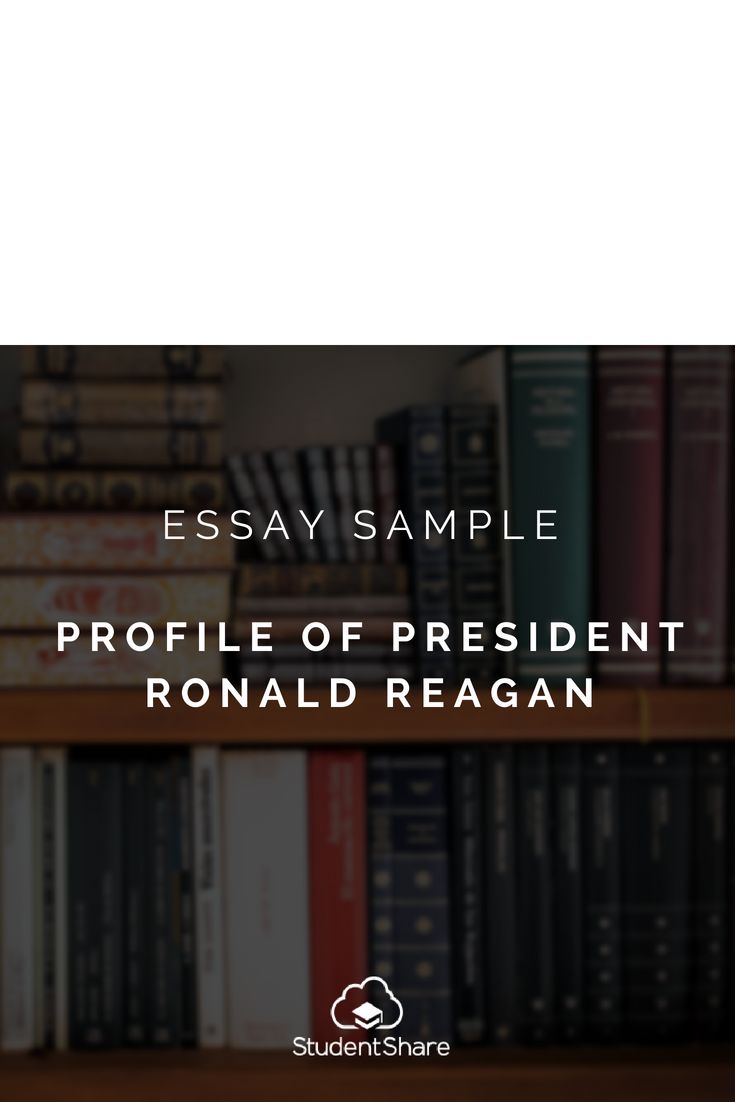 Science Essay Topic Download Essay Sample Profile Of President Ronald Reagan At  Httpsstudentshare Teaching Essay Writing To High School Students also Essay About English Class Download Essay Sample Profile Of President Ronald Reagan At Https  Topics Of Essays For High School Students