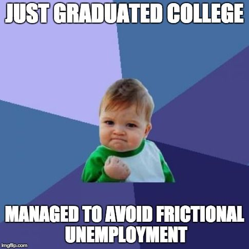 Frictional Unemployment Band Jokes Success Kid Band Humor