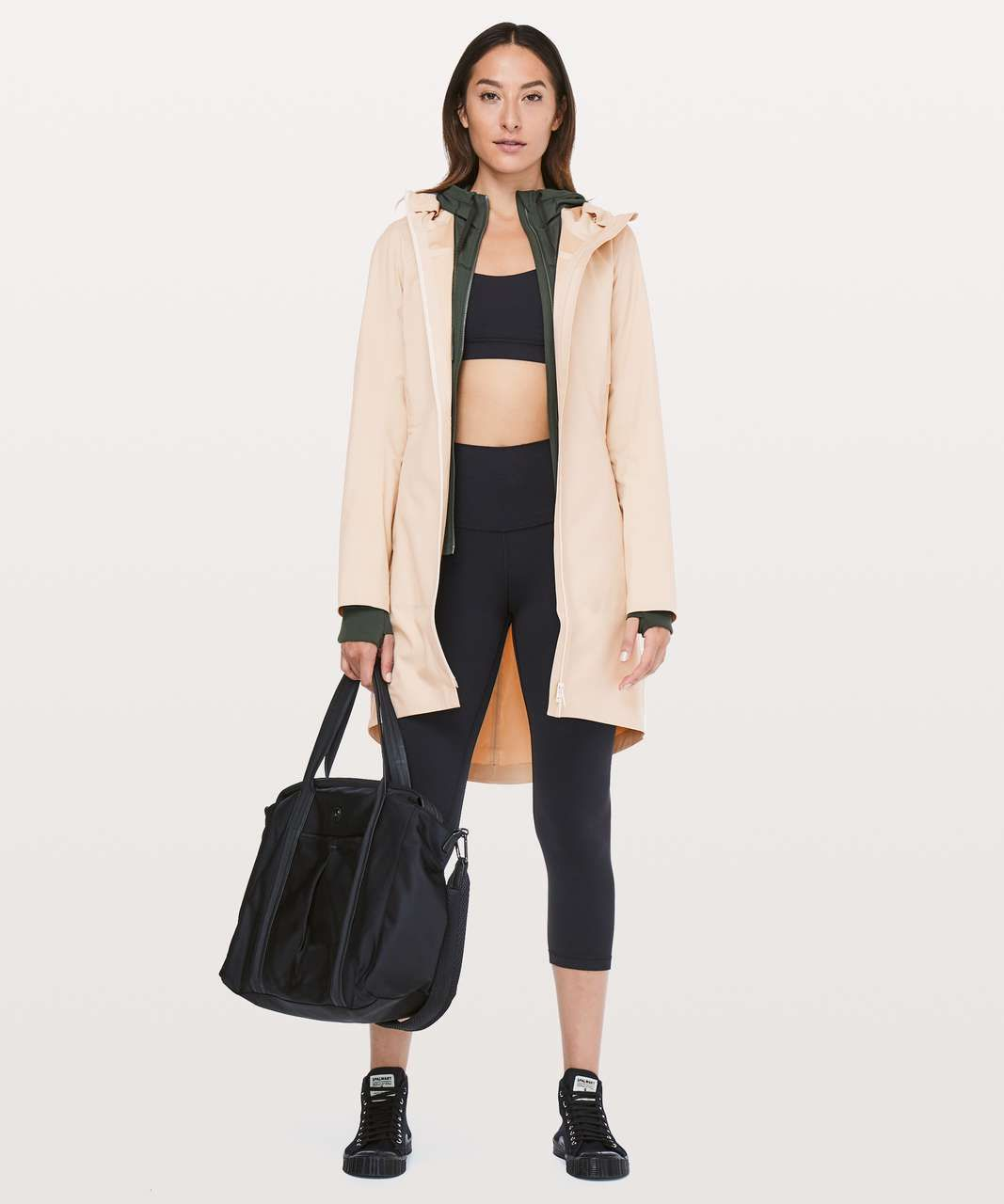 ba806c16c905f Lululemon Rain Rules Jacket - Locarno in 2019 | Lulu Wants | Jackets ...