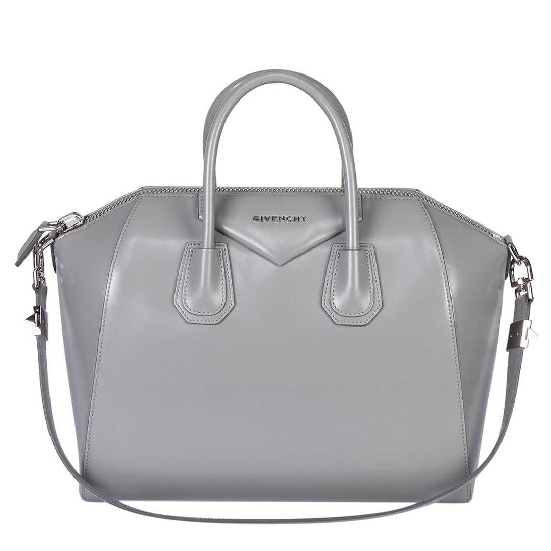 4b79a99f4e4e Grey Leather Medium Antigona Handbag - Gucci and Givenchy Bags - Private  sales