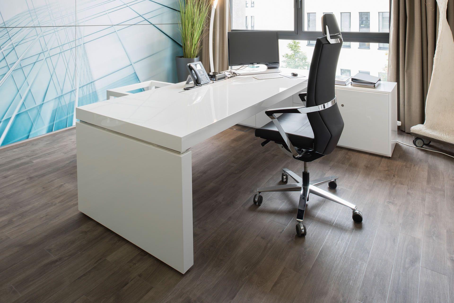 Büro-Schreibtisch PRAEFECTUS preis ▭ modern Büro-schreibtische von ...