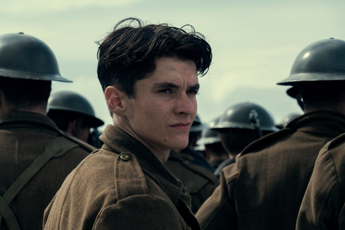 "971cc019d9c benedictsss: ""New still of Fionn Whitehead as Tommy in Dunkirk ..."