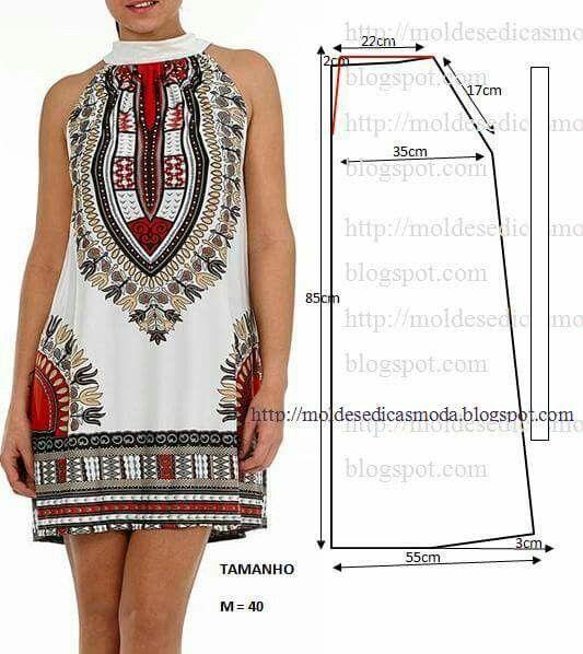 Pin de Regalos del Alma en COSTURA | Pinterest | Patrones de costura ...