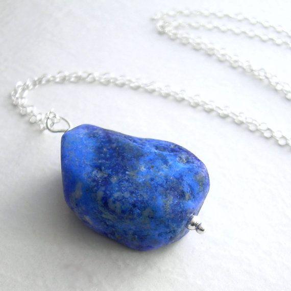 Cobalt Blue Stone Jewelry