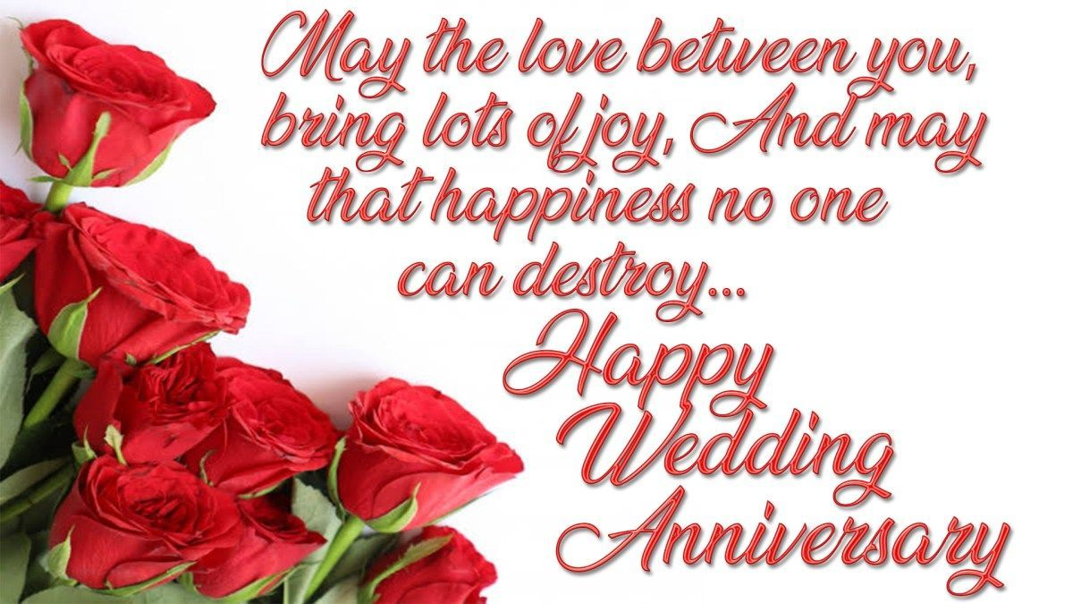 Happy Anniversary Wishes & Messages For Everyone In Your